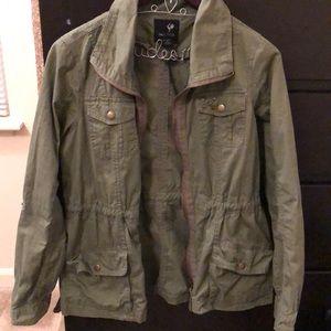 Full Tilt Army Jacket